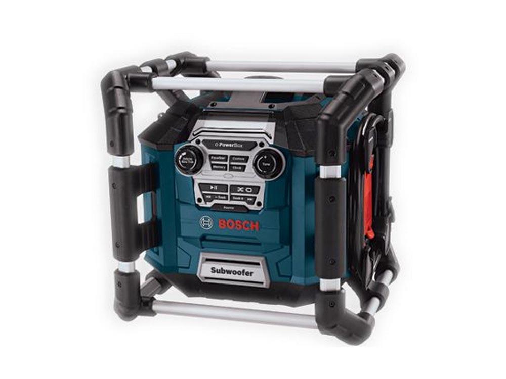 Workshop Radio Bosch 18v Worksite Radio Powerbox