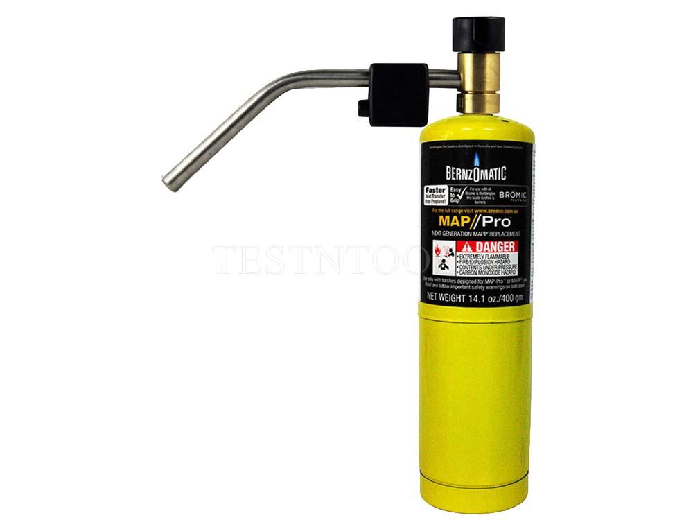 Bernzomatic Gas Torch Swivel Trigger Start GAST-TS839TK