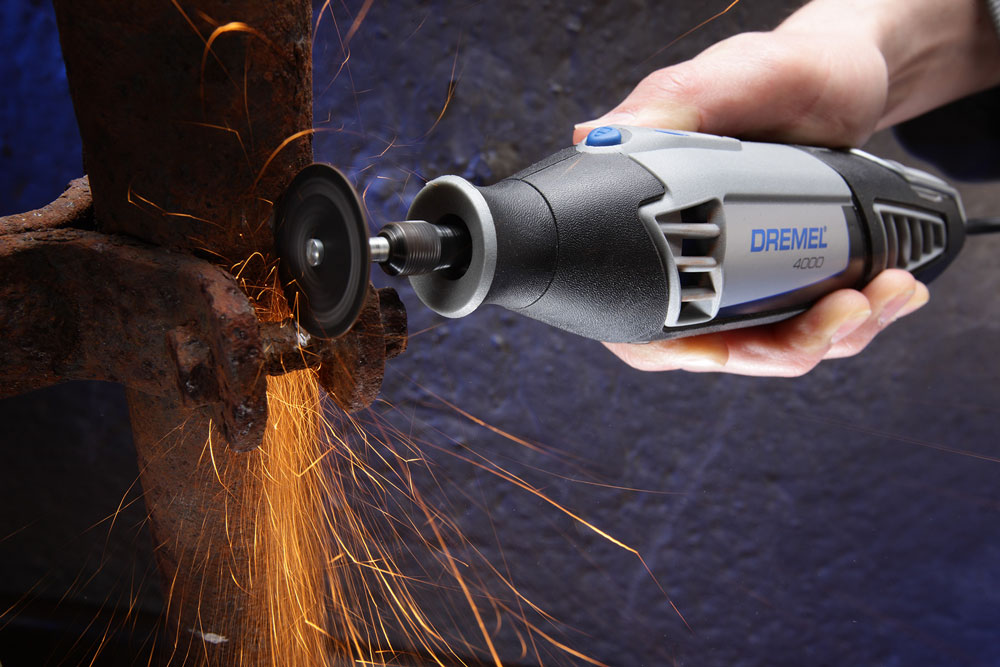 Power Tools Rotary Tool Dremel 4000 With 4