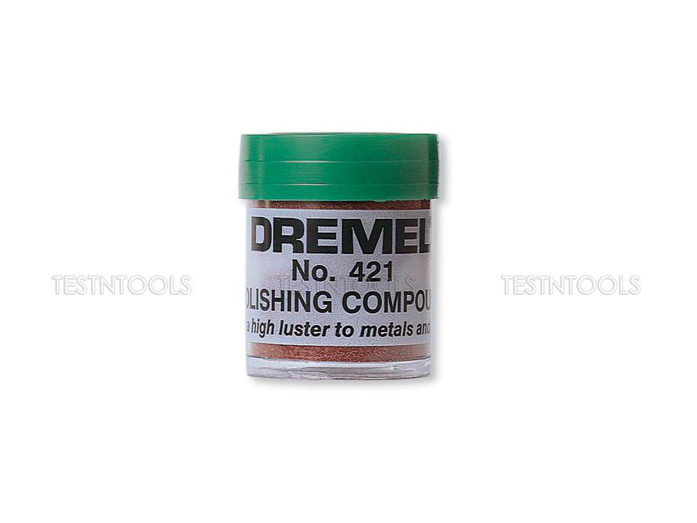 how to clean polishing dremel wheel