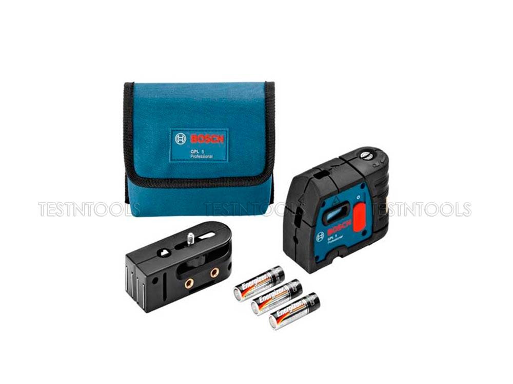 measuring    laser    point laser    bosch 5 point laser gpl5 0601066200