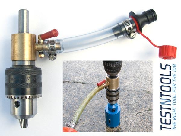 Accessories Adaptor Desic Diamond Core Drill Water
