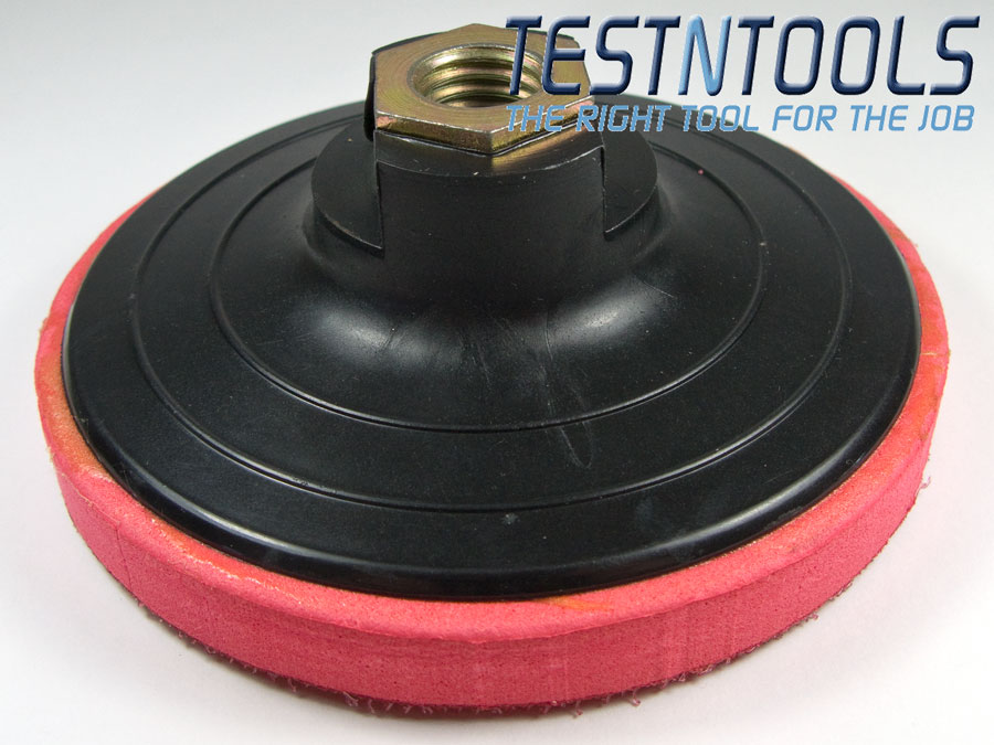 Accessories Polishing Pads Desic Velcro Backing