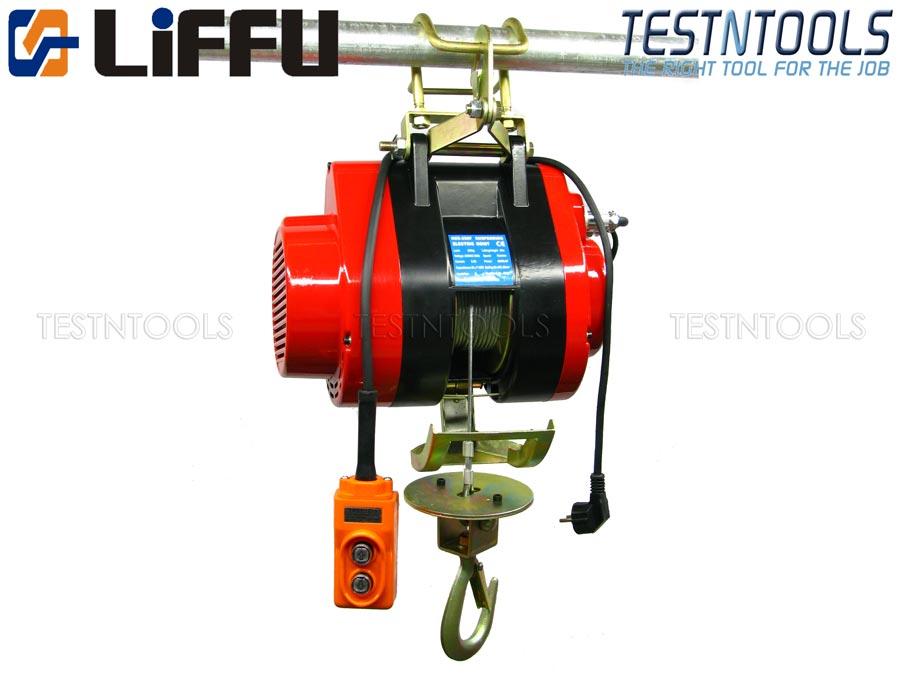 Workshop Lifting And Handling Liffu Electric