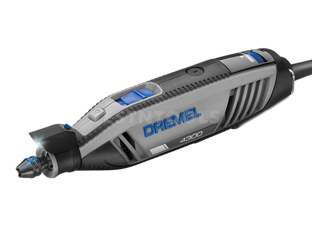 Power Tools :: Rotary tool :: Dremel 4300 With 5 ...