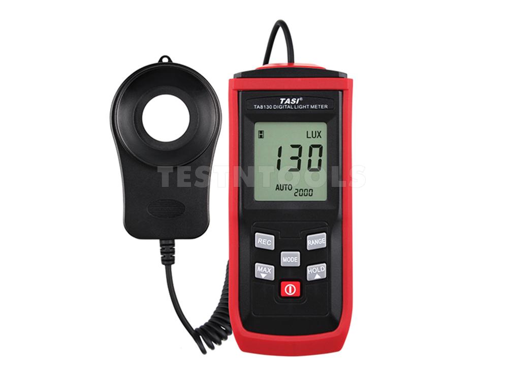 Measuring Light Meter Tasi Digital Datalogging Light