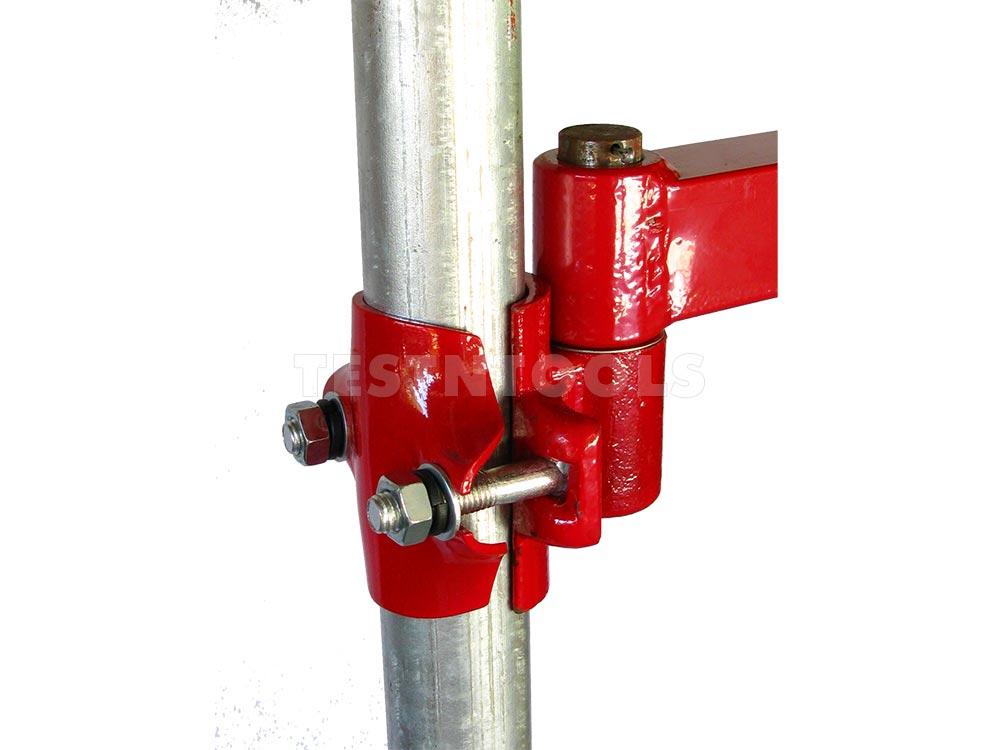 Workshop Lifting And Handling Liffu Electric Hoist Scaffold Swing Arm 1100mm Hst250
