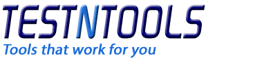 Testntools Website Logo