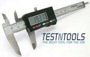 ROK Digital Caliper (Vernier) 100mm Compact