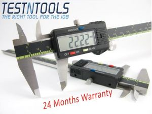 ROK Digital Caliper (Vernier) 150mm Large Display