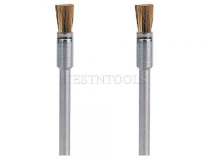 Dremel Brass Brush 3.2mm 2 Pack 537 26150537AA