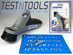 Dremel Detailers Grip Kit With Engraving Bit A577 2615A577AA