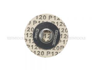 Dremel EZ Lock Sanding Discs 120 Grit 5 Pack EZ412SA 2615E412AB