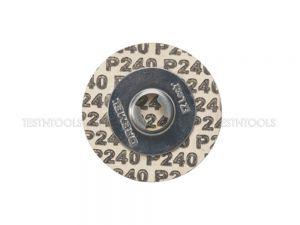 Dremel EZ Lock Sanding Discs 240 Grit 5 Pack EZ413SA 2615E413AB