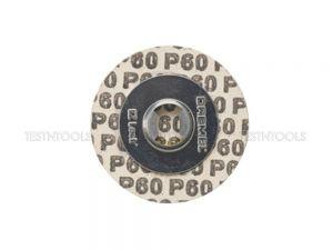 Dremel EZ Lock Sanding Discs 60 Grit 5 Pack EZ411SA 2615E411AB