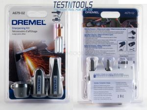 Dremel Garden Tool And Chainsaw Sharpening Kit A679A 26150679AD