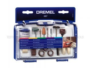 Dremel Multipurpose Accessory Kit 52 Piece 687-01 26150687AA