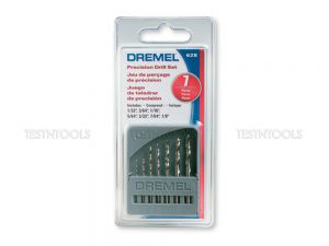 Dremel Precision Twist Drill Set 7 Piece 628 26150628AA