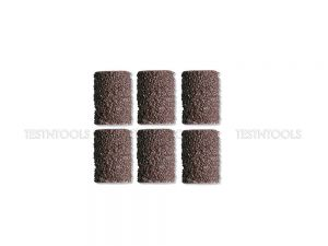 Dremel Sanding Band 6.4mm 120 Grit 6 Pack 438 2615000438