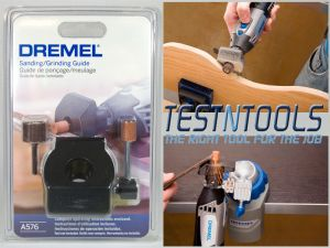 Dremel Sanding and Grinding Guide Kit A576 2615A576AA