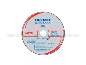 Dremel Saw-Max Metal Cut-Off Wheel 3 Pack SM510 2615S510NC