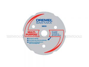Dremel Saw-Max Multi-Purpose Carbide Wheel SM500 2615S500NA