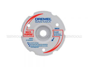 Dremel Saw-Max Multi-Purpose Flush Cut Carbide Wheel SM600 2615S600NA