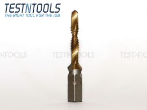 Desic Combination Drill Tap 4mm M4