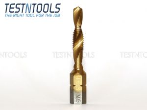 Desic Combination Drill Tap 5mm M5