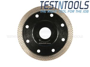 Desic Diamond Blade Continuous Tile 105mm