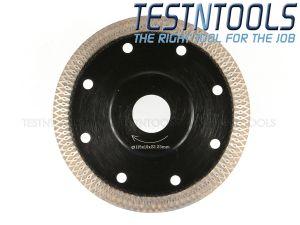 Desic Diamond Blade Continuous Tile 115mm