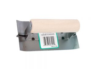 Marshalltown QLT Concrete Hand Groover Wood Handle 150mm x 70mm x 6mm MT91