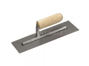Marshalltown QLT Notched Trowel V-Shaped 13mm x 12mm MT970