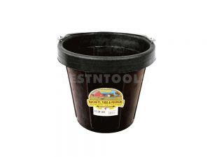 Marshalltown Rubber Bucket Standard Lip 11l (12qt) MTDF12