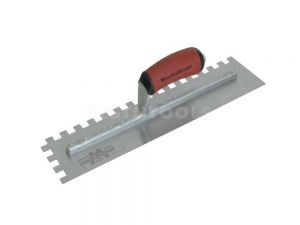 Marshalltown Square Notch Trowel 13mm x 13mm x 13mm MT711SD