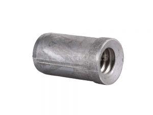 Marshalltown Aluminium Female Threaded End Cap For Bull Float Handle MTX-3011