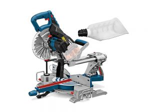 Bosch 18V BiTurbo Brushless Compound Mitre Saw 216mm GCM18V216 0601B41040