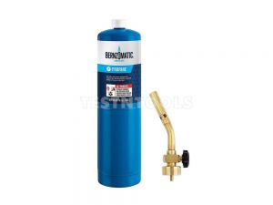 Bernzomatic Gas Torch Kit Brass 2 Pack GAST-UL100TK
