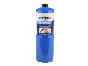 Bernzomatic Tall Boy Propane Gas Cylinder 400g (14.1oz) GASC-TX9