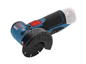 Bosch 12V Brushless Angle Grinder 76mm Tool Only GWS12V-76 06019F2000