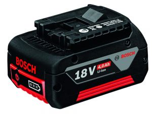 Bosch Blue 18V 4.0Ah Lithium Ion Battery 1600A00163