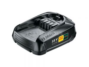Bosch Green 18V 2.0Ah Lithium Ion Battery 2607337211
