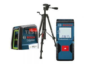 Bosch Laser Rangefinder Kit 3 Piece 06159940MV