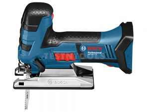Bosch 18V Jigsaw Tool Only With L-Boxx GST18VLiS 06015A5101