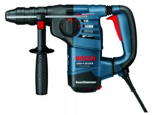 Bosch 28mm Rotary Hammer Drill GBH4-28DFR Compact 061124A042
