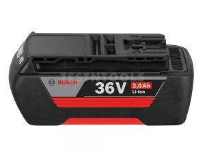 Bosch 36V 2.0Ah Battery 1600A001ZJ