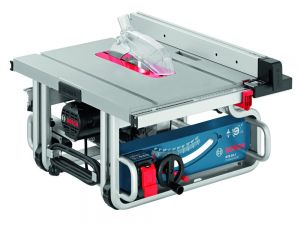 Bosch Table Saw GTS10J with  Stand GTA600 0615990EY2