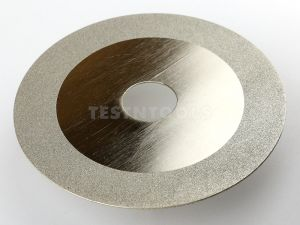 Desic Diamond Coated Cutting Wheel 100mm 100 Grit - B