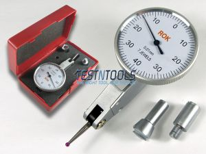 ROK Dial Test Indicator DTI Lever Type 0-0.8mm 0.01mm