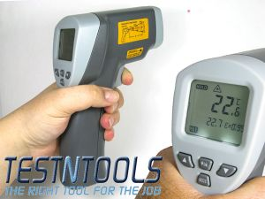 Sinsui Infrared Thermometer -50 to 1100 C DT8011